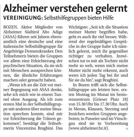Alzheimer verstehen gelernt