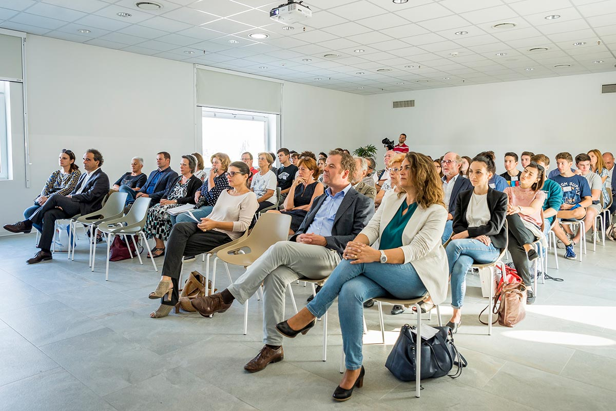 Publikum Pressekonferenz 2018