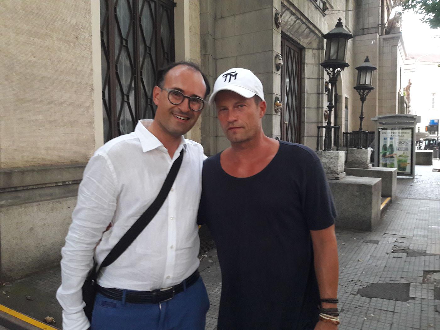 Til Schweizer con Ulrich Seitz